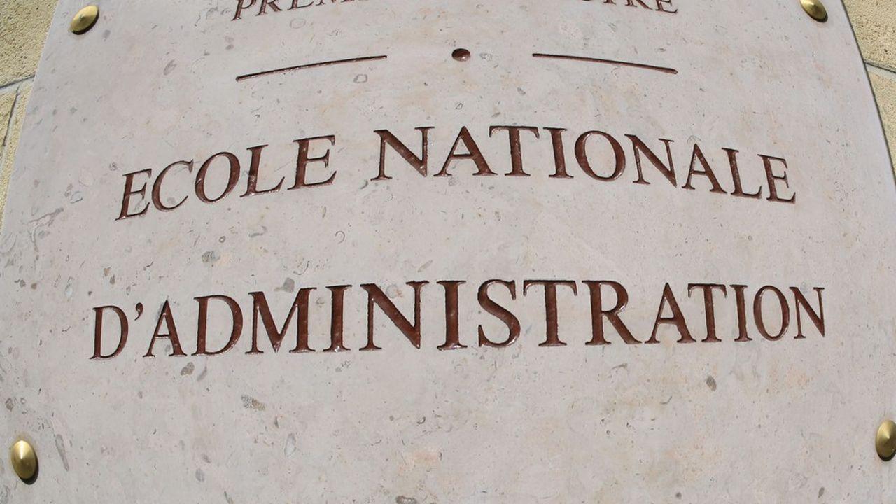 Presque un élève sur quatre de l'Ecole nationale d'administration a au moins un parent prof.