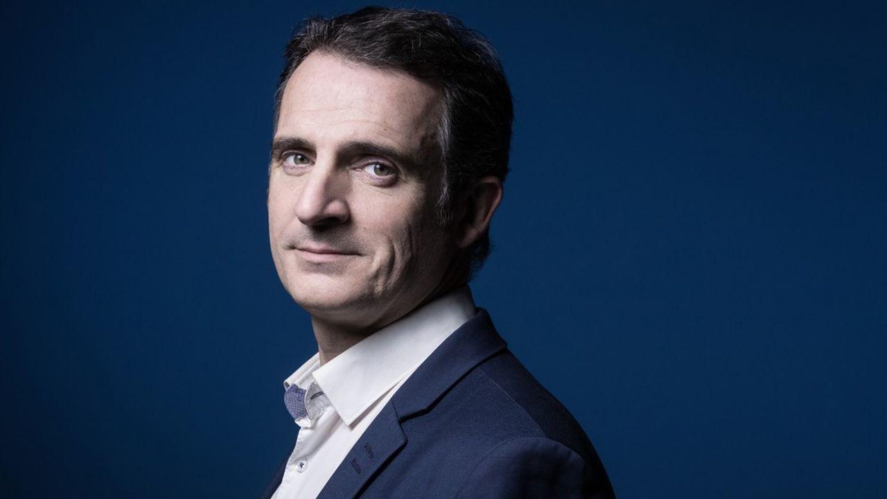 Eric Piolle, lemaire écologiste de Grenoble.