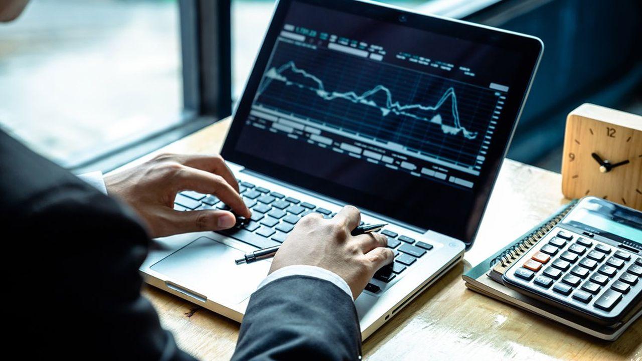 La France a enregistré la plus forte croissance du trading en ligne de dérivés non cotés en Europe et un doublement du nombre d'utilisateurs de dérivés cotés.