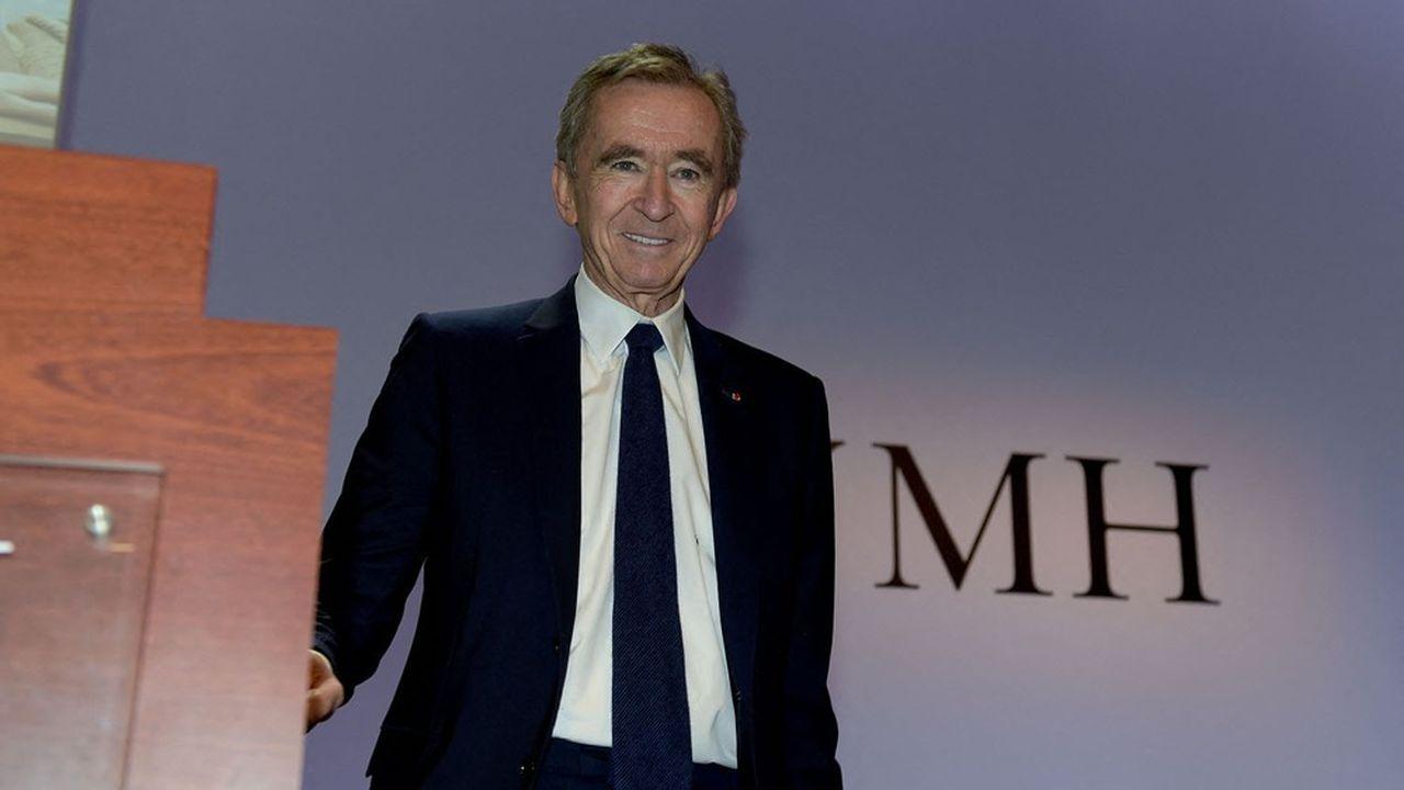 Con una valutazione di 271 miliardi di euro, LVMH supera il gigante alimentare svizzero Nestlé.