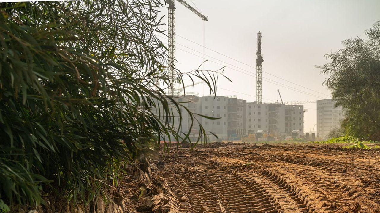 Le projet de loi Climat pourrait rendre de plus en plus complexe la construction d'immeubles en pleine campagne.
