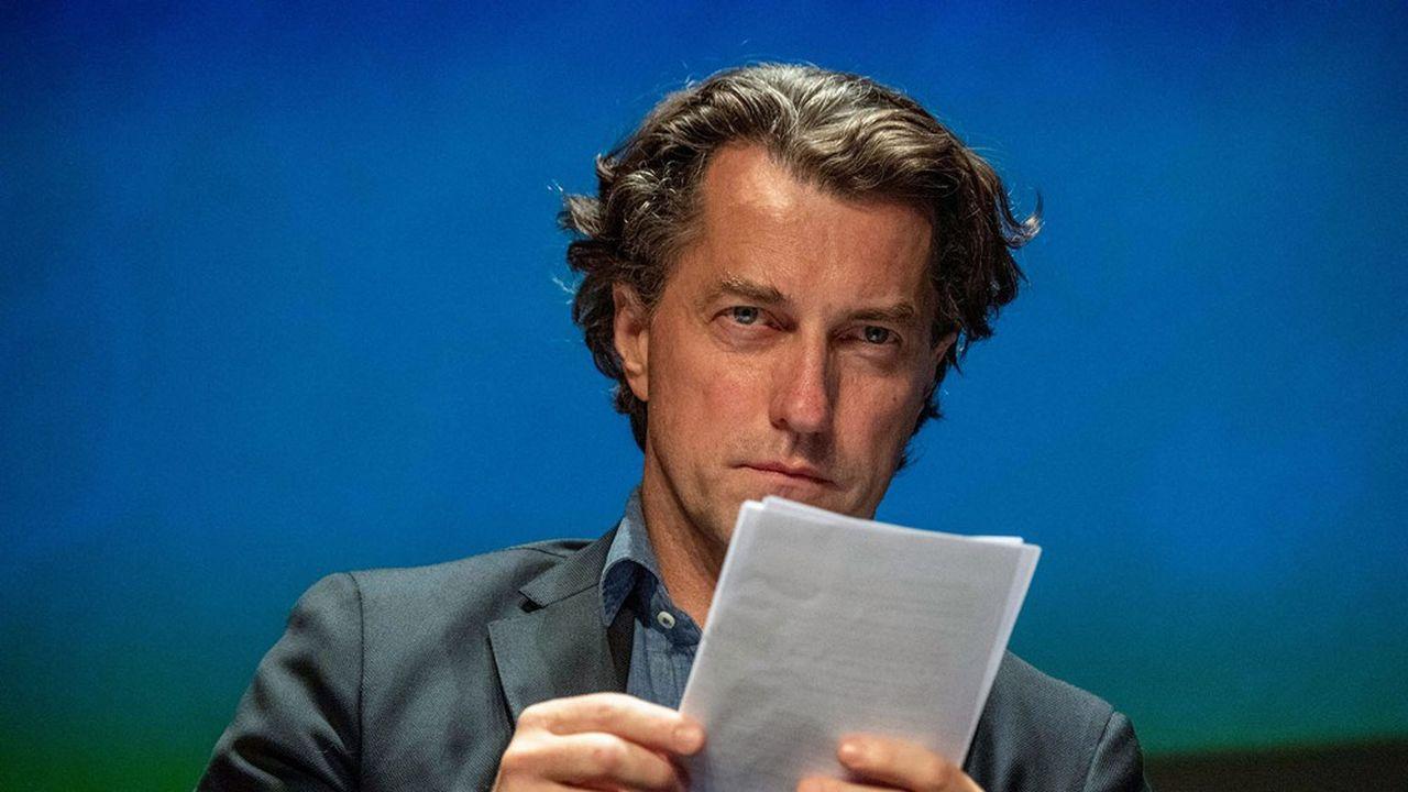 Dominique Boutonnat avait été nommé en 2019 à la tête de l'institution.