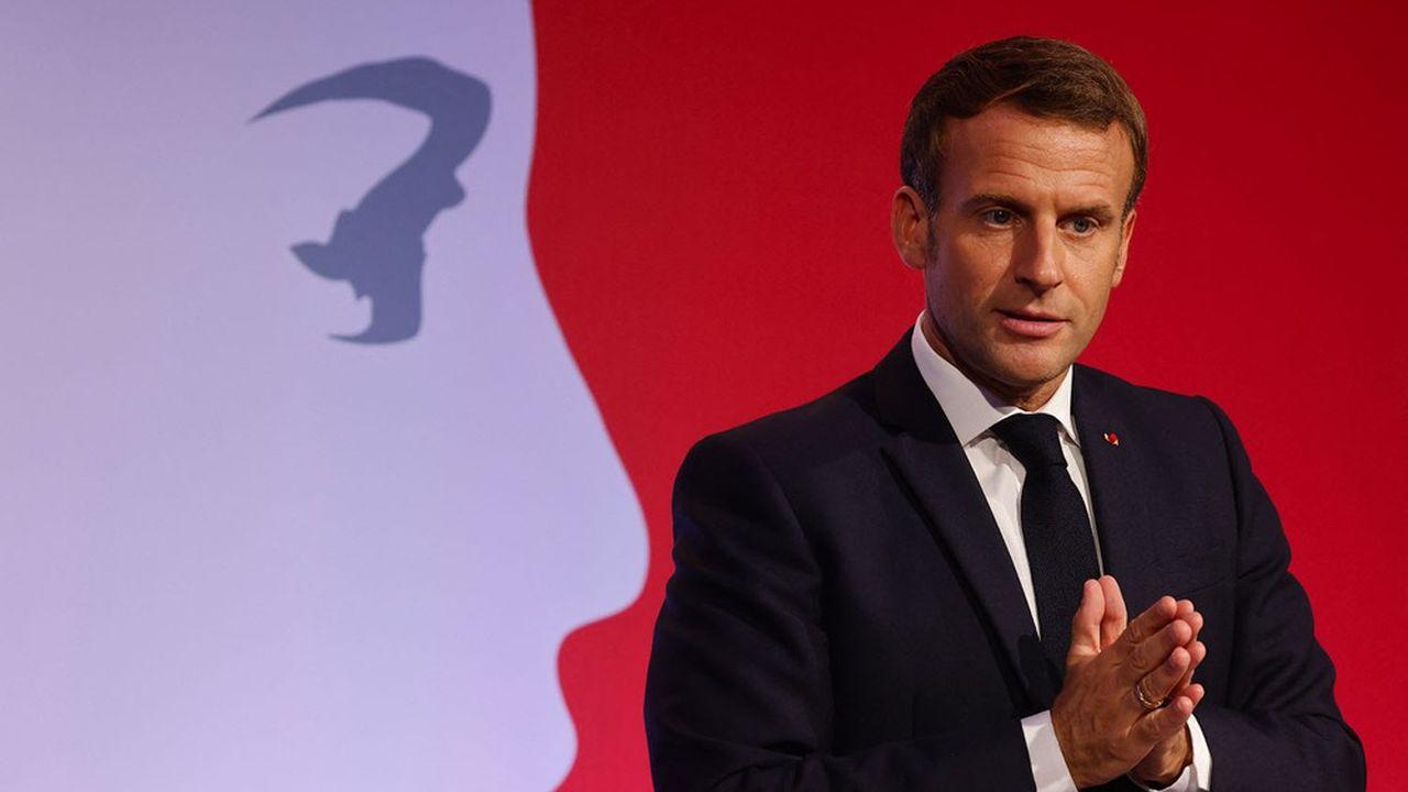 Emmanuel Macron sera à Nantes ce jeudi et en banlieue parisienne vendredi selon son agenda consacré à l'égalité des chances