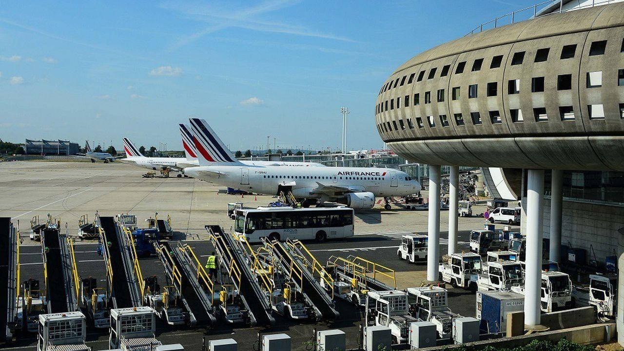 Trafic Aerien Roissy Aujourd Hui