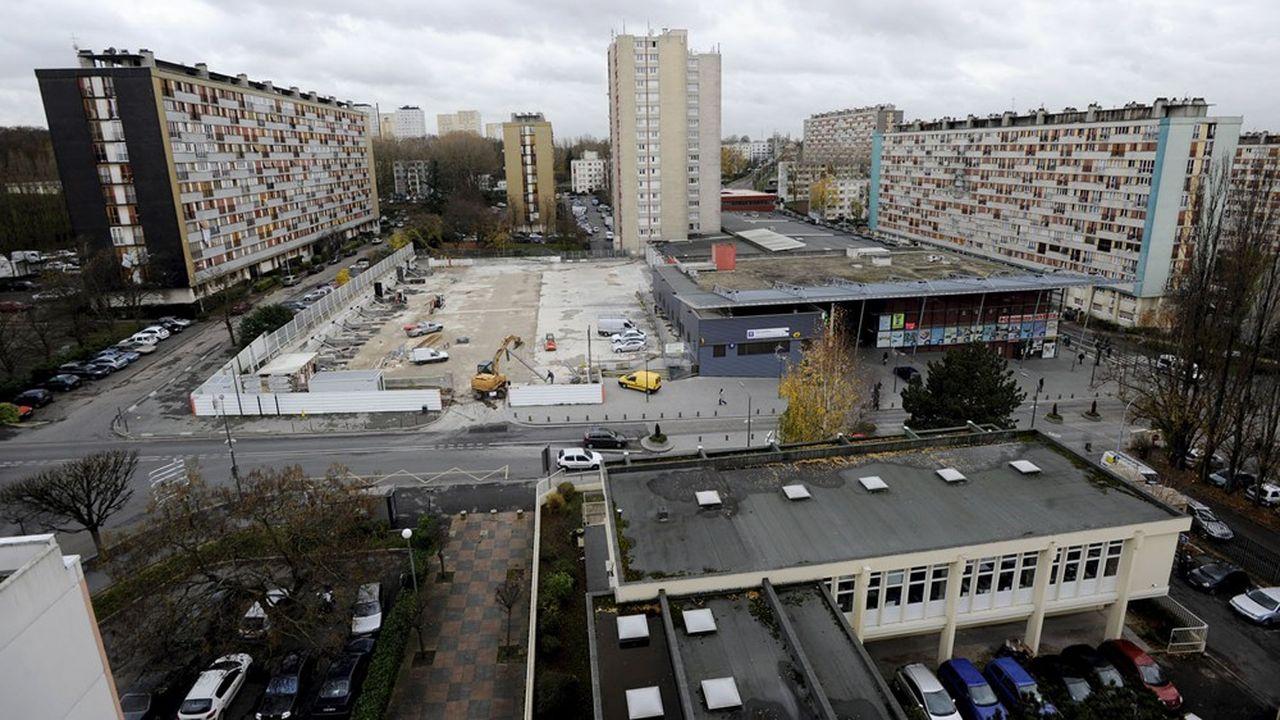 L'opération de requalification du Bas Clichy bénéficie du soutien de l'Agence nationale pour la rénovation urbaine (ANRU) à hauteur de 99millions d'euros.