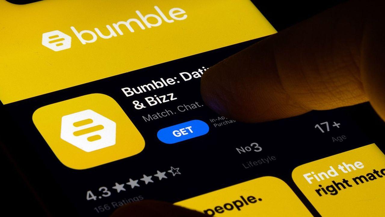Six choses à savoir sur Bumble, le rival de Tinder qui va lever 2,2 milliards en Bourse - Les Échos
