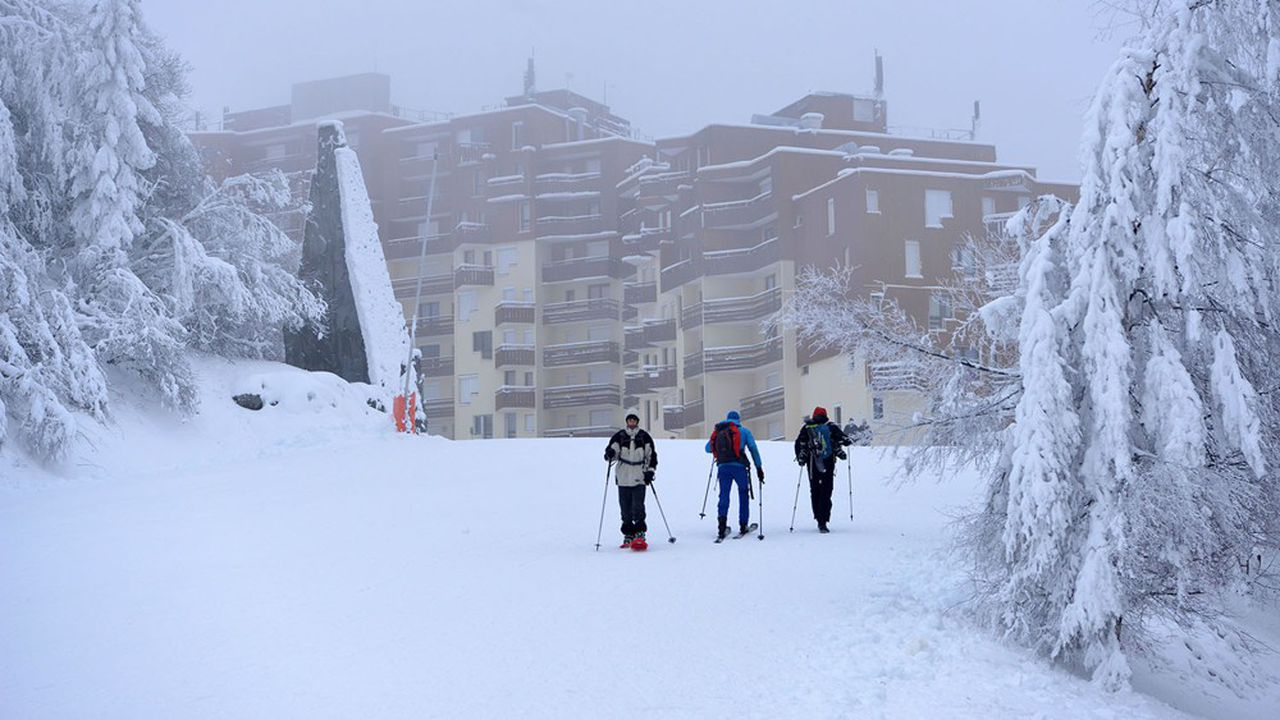 La diversification ne permet pas, à ce stade, de compenser un coup d'arrêt à une économie du ski qui pèse lourd en termes de chiffre d'affaires et d'emplois.