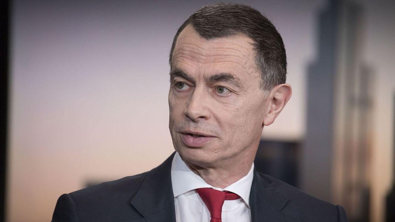 Jean Pierre Mustier quitte la banque italienne cette semaine.