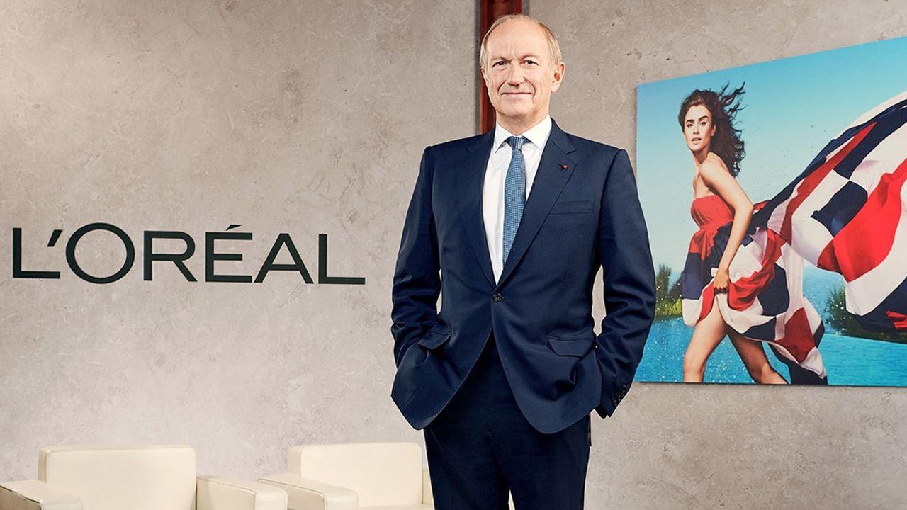 « L'e-commerce est devenu le premier marché de L'Oréal » constate Jean-Paul Agon - Les Échos