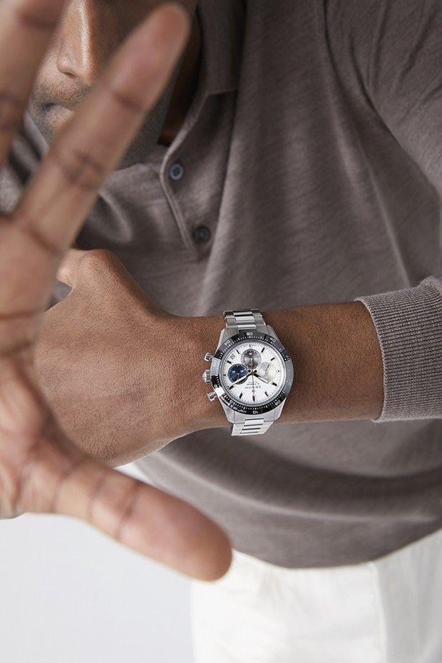 Le Chronomaster Sport de Zenith a été totalement repensé : bracelet, boucle, cadran, lunette… sans laisser de côté la précision au 1/10e de seconde.