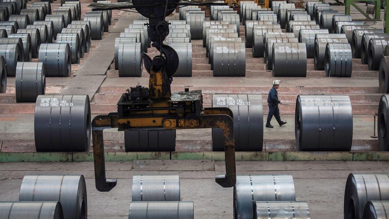 La hausse des prix de l'acier est aussi liée à la flambée du minerai de fer, qui a gagné plus de 70% en 2020.