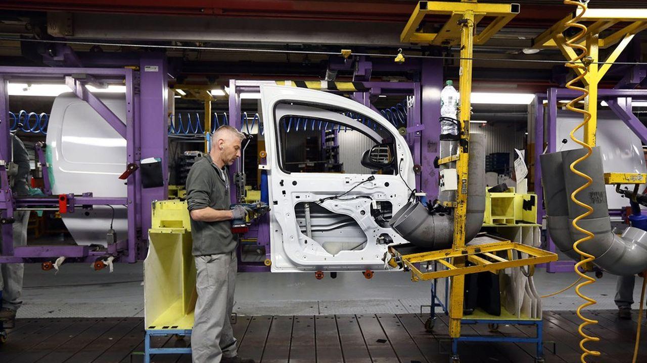 Nissan confie à Renault la production de tous ses véhicules utilitaires en Europe - Les Échos