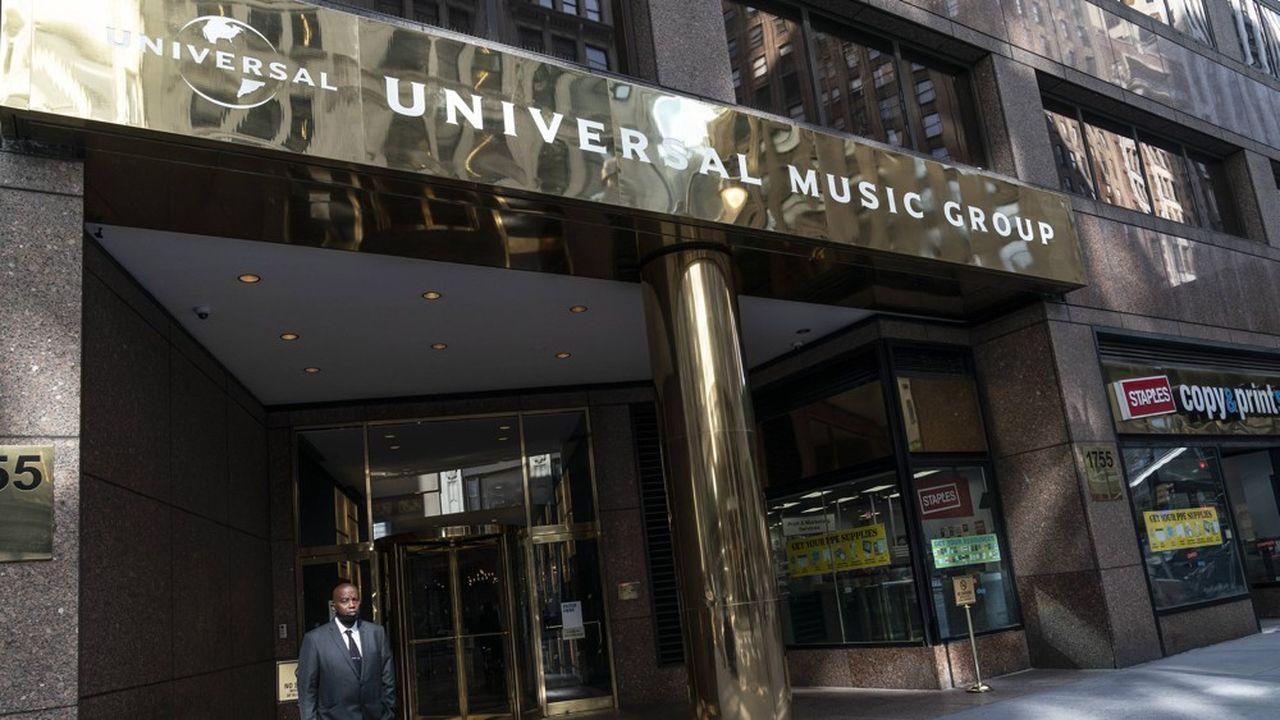 Universal Music, le joyau de Vivendi revigoré par la révolution du streaming - Les Échos
