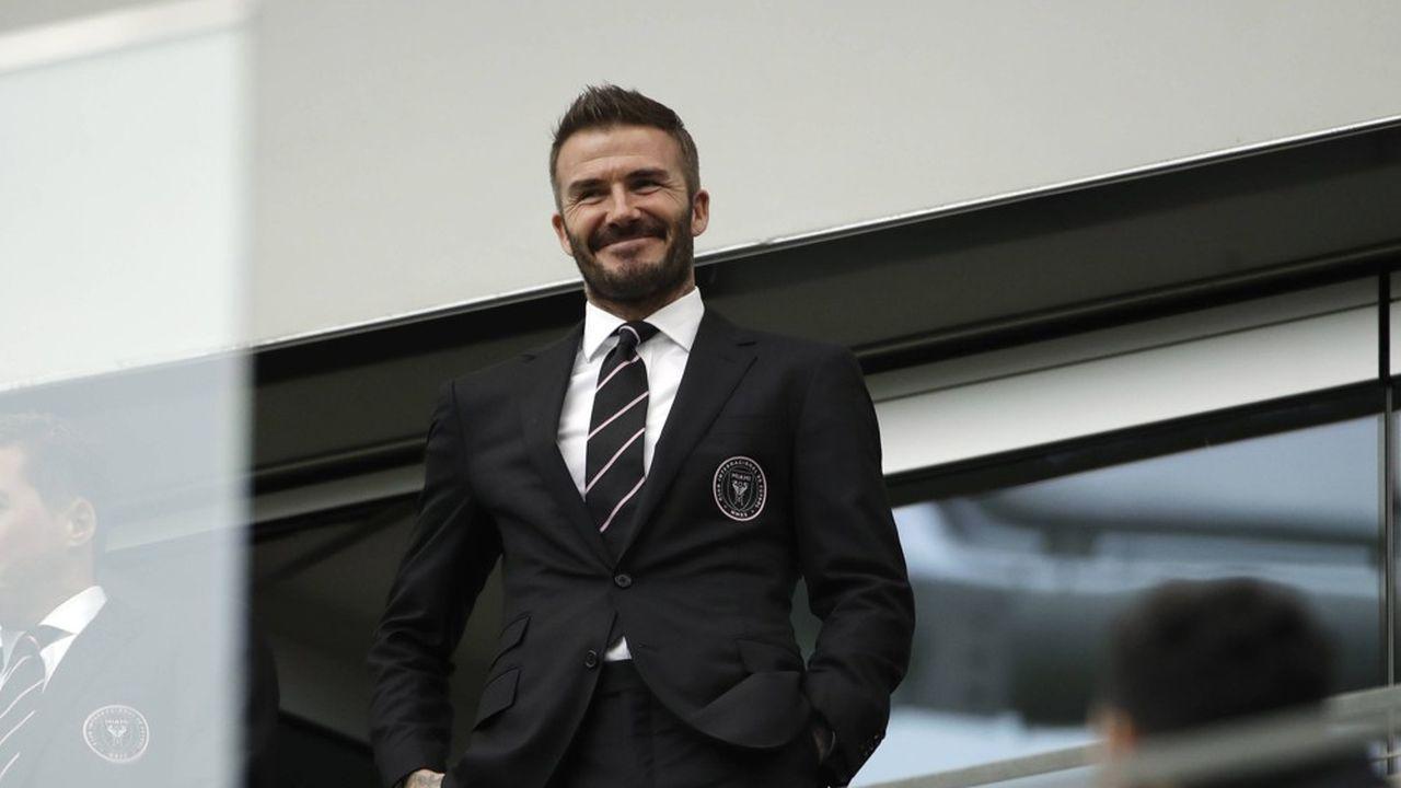 L'entreprise Cellular Goods, spécialisée dans les produits dermatologiques contenant du cannabis de synthèse, compte l'ancien footballeur David Beckham parmi ses investisseurs.