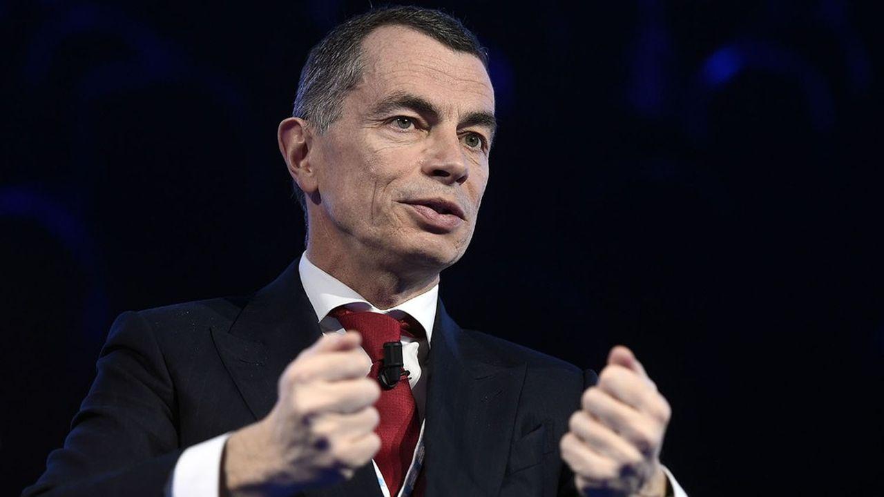 Le départ de Jean-Pierre Mustier d'UniCredit, annoncé fin novembre, sera effectif d'ici à avril2021