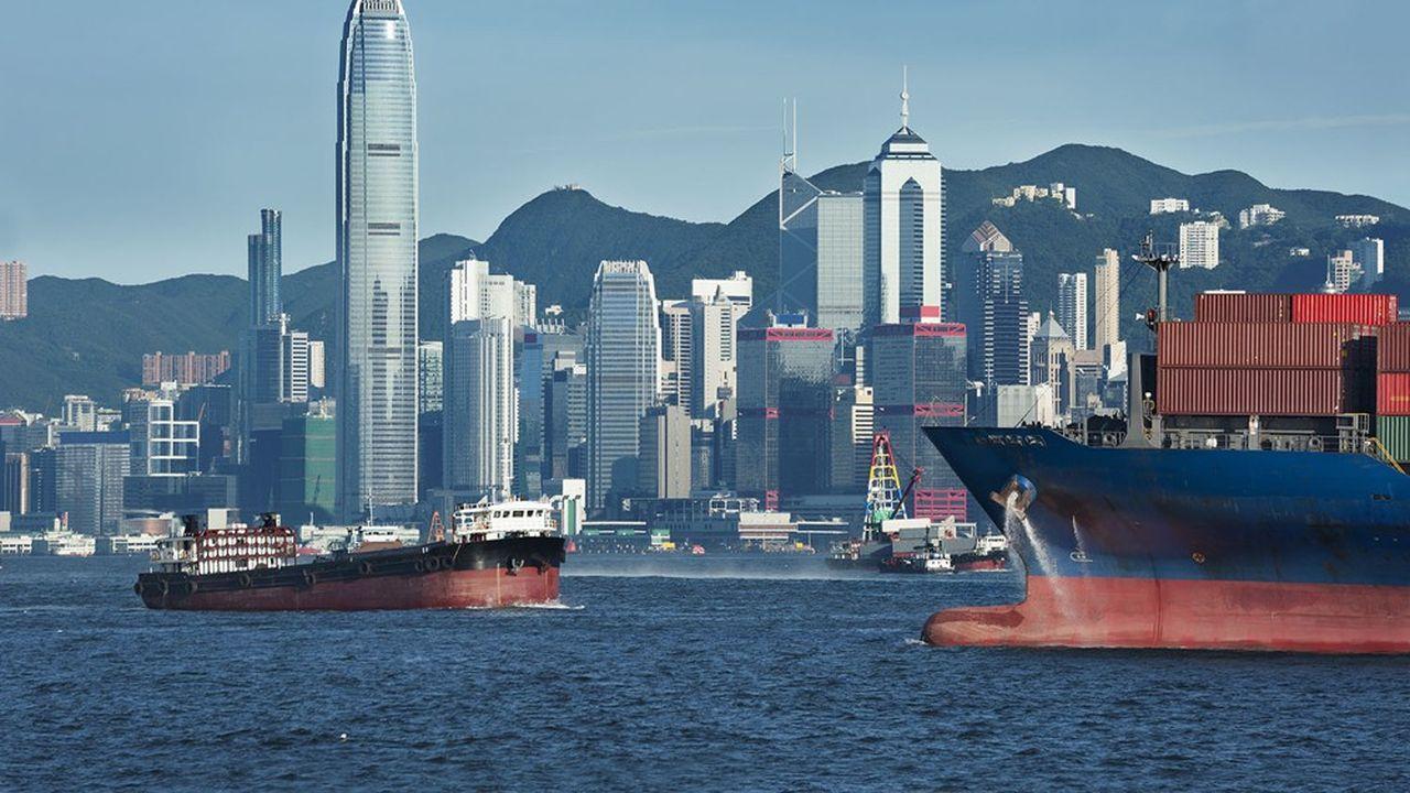 L'export, en particulier vers l'Asie, est une bouffée d'air pour certaines entreprises.