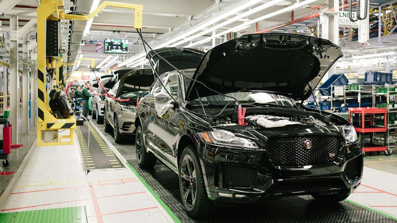 L'usine de Solihull, dans le centre de l'Angleterre, accueillera l'assemblage des futures Jaguar 100% électriques.