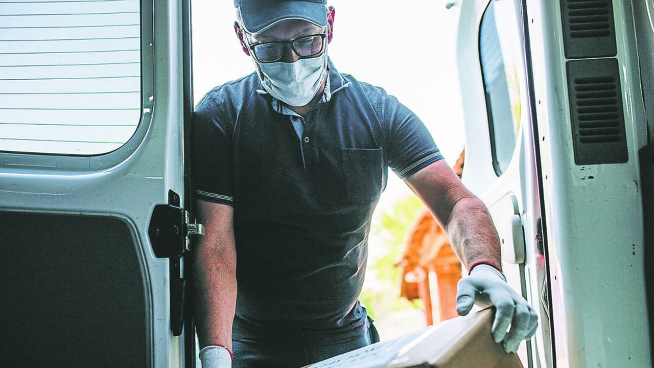 Chaque année, 200millions de tonnes de marchandise sont acheminées en Ile-de-France, dont 90% par la route.