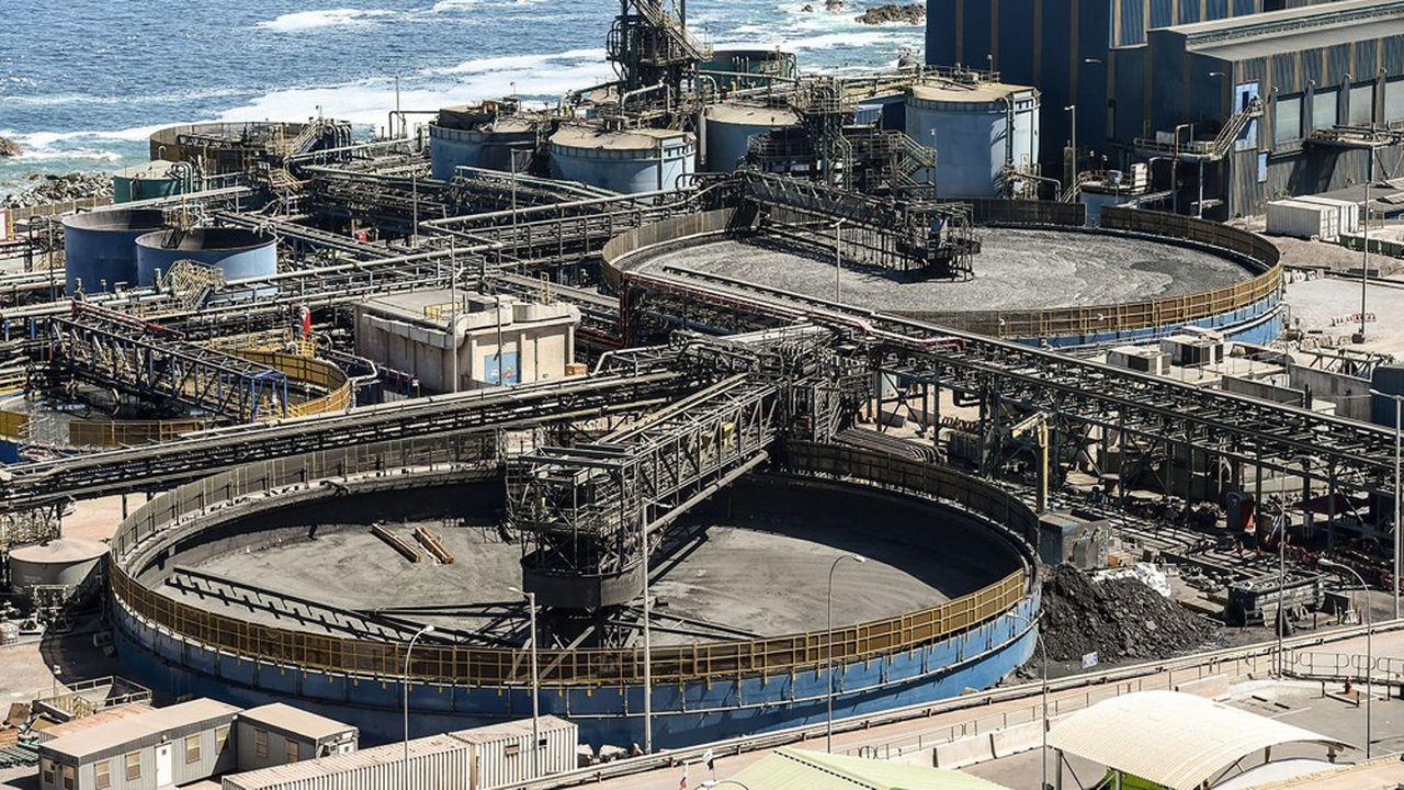 Le charbon est le deuxième produit d'exportation de l'Australie.