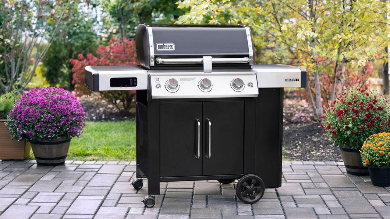Avec son barbecue intelligent, Weber veut révolutionner la cuisson en plein air.
