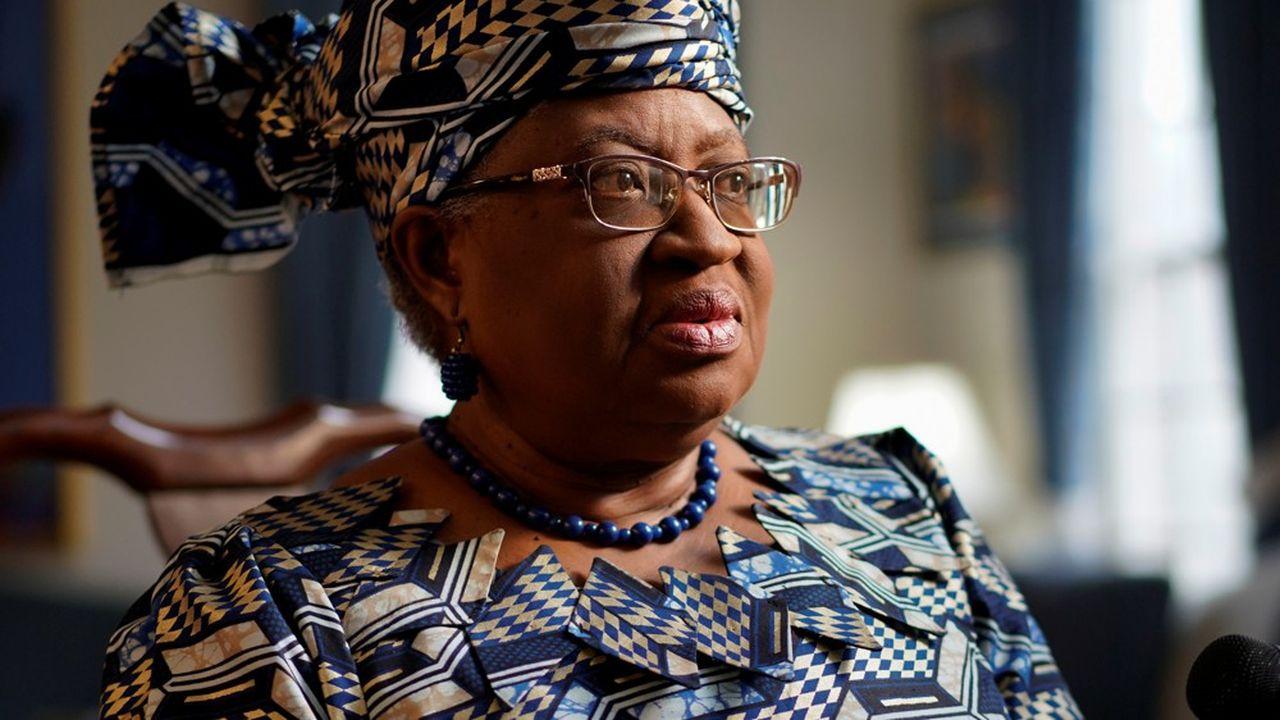 Première femme à diriger l'OMC, cette économiste a déjà été la première femme ministre des Finances du Nigéria.