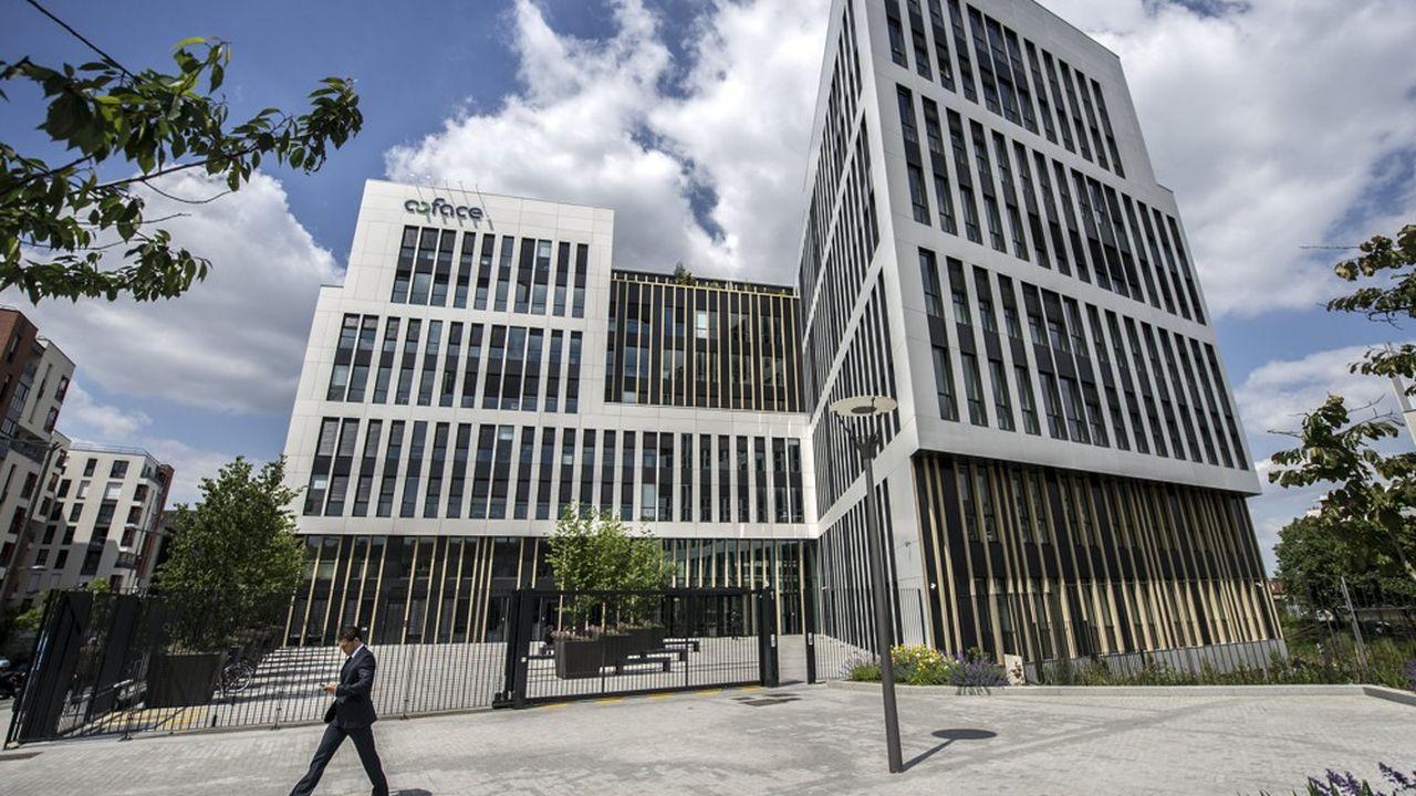 L'an dernier Coface a dégagé un bénéfice de 83millions d'euros