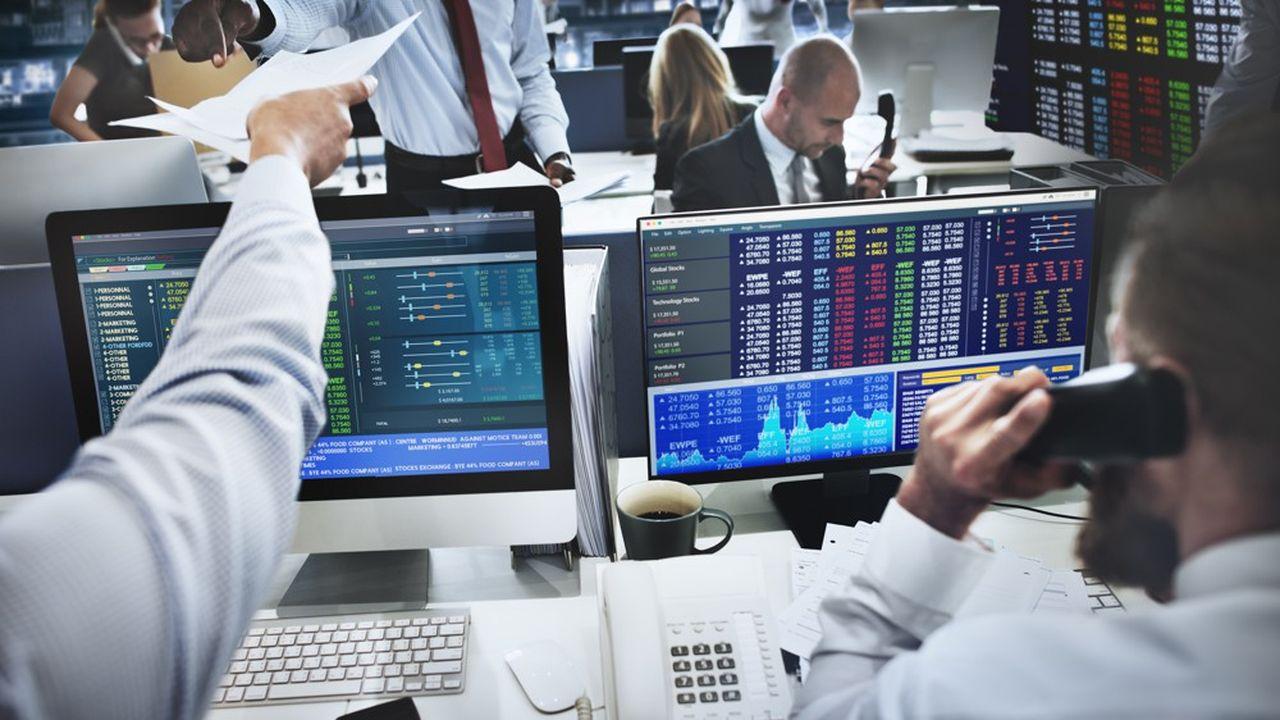 L'année 2020 et la crise du Covid-19 ont été marquées par une explosion des volumes en Bourse.