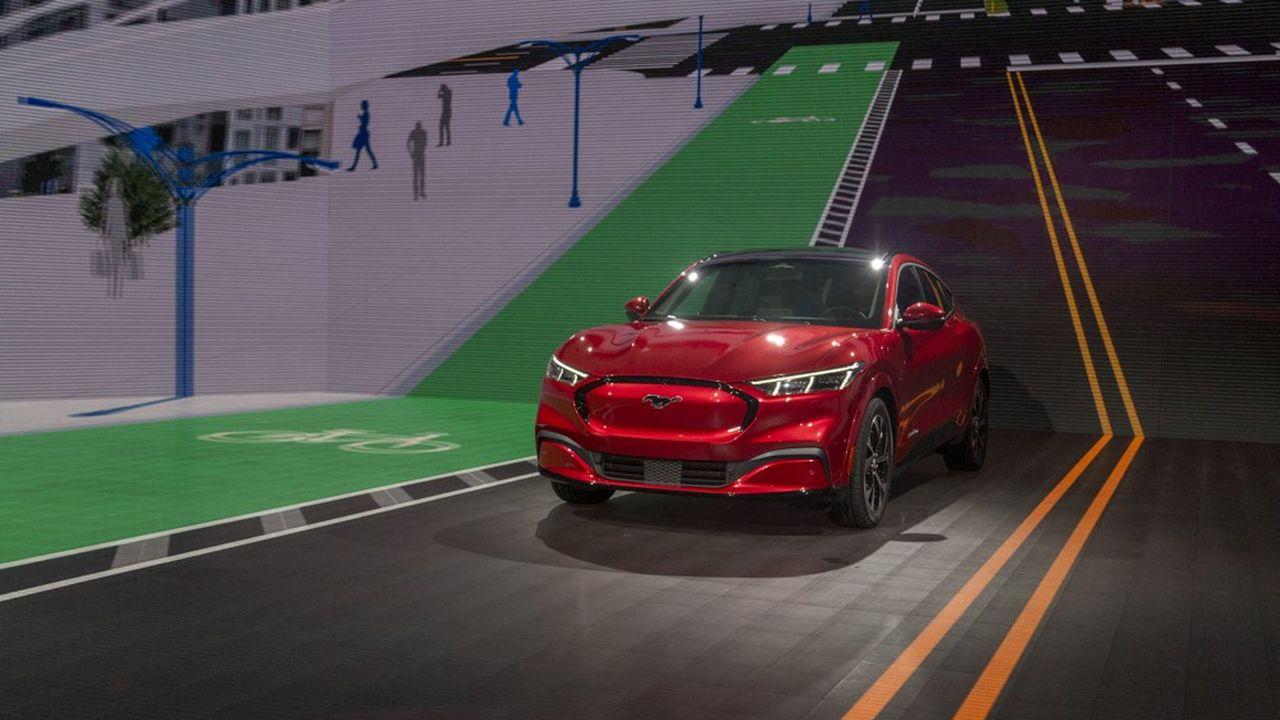 Ford a récemment annoncé qu'il allait doubler ses investissements dans l'électrique