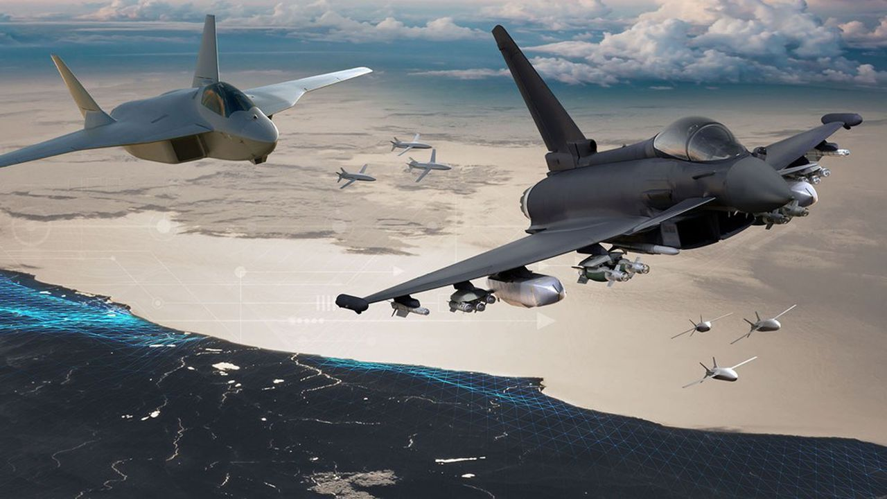 Le projet franco-allemand-espagnol SCAF est le plus grand projet industriel de coopération de défense européen.
