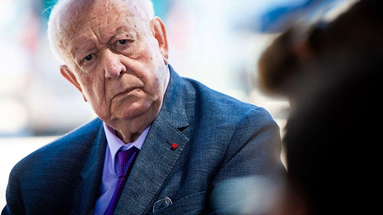 Soupçons de détournement : Jean-Claude Gaudin en garde à vue à Marseille - Les Échos