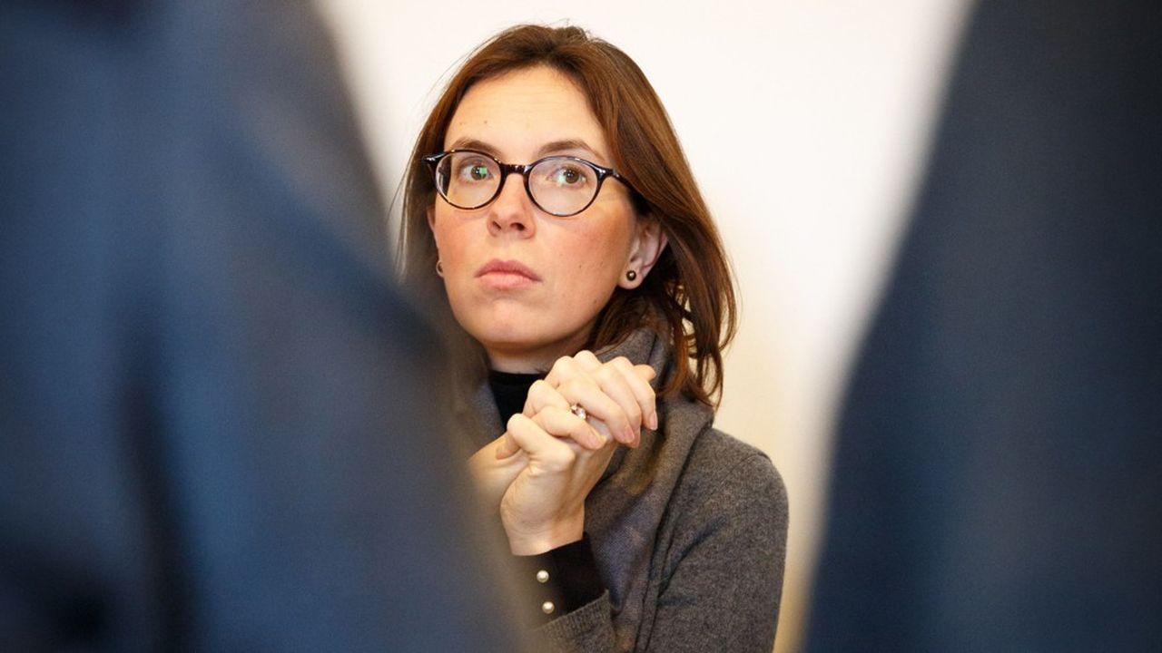 Amélie de Montchalin, la ministre de la Transformation et de la Fonction publiques.
