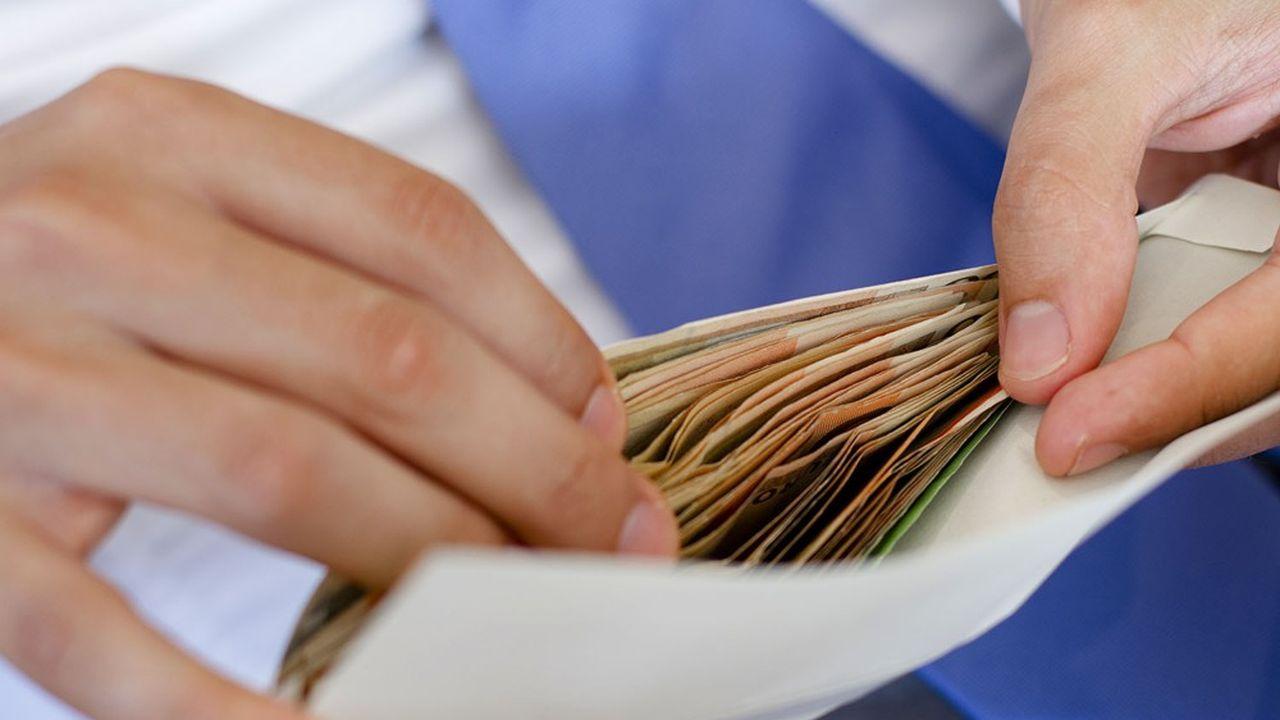 «Il n'y a pas d'argent qui dort», a affirmé Philippe Brassac, le patron du Crédit Agricole.