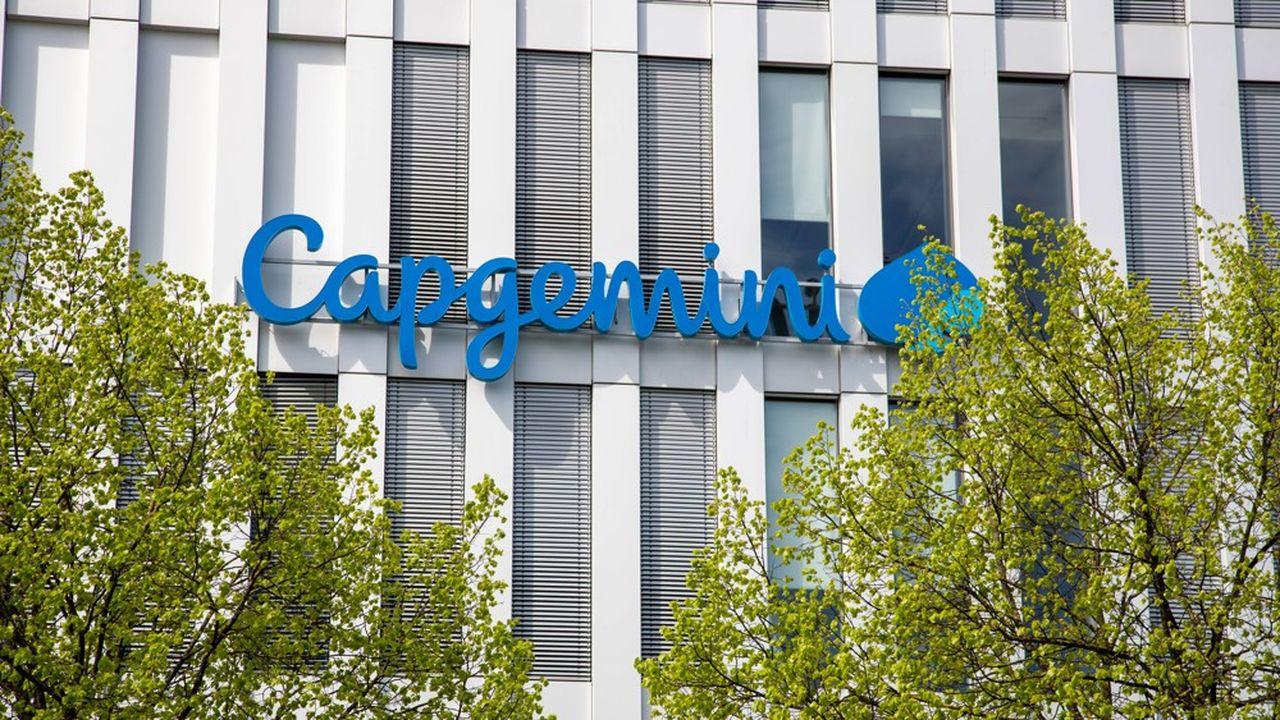 En 2021, Capgemini anticipe un chiffre d'affaires en progression de 7 à 9%, une marge opérationnelle comprise entre 12,2 et 12,4%, soit le niveau atteint en2019 avant le début de la crise du Covid-19, et une génération de cash supérieure à 1,3milliard d'euros.