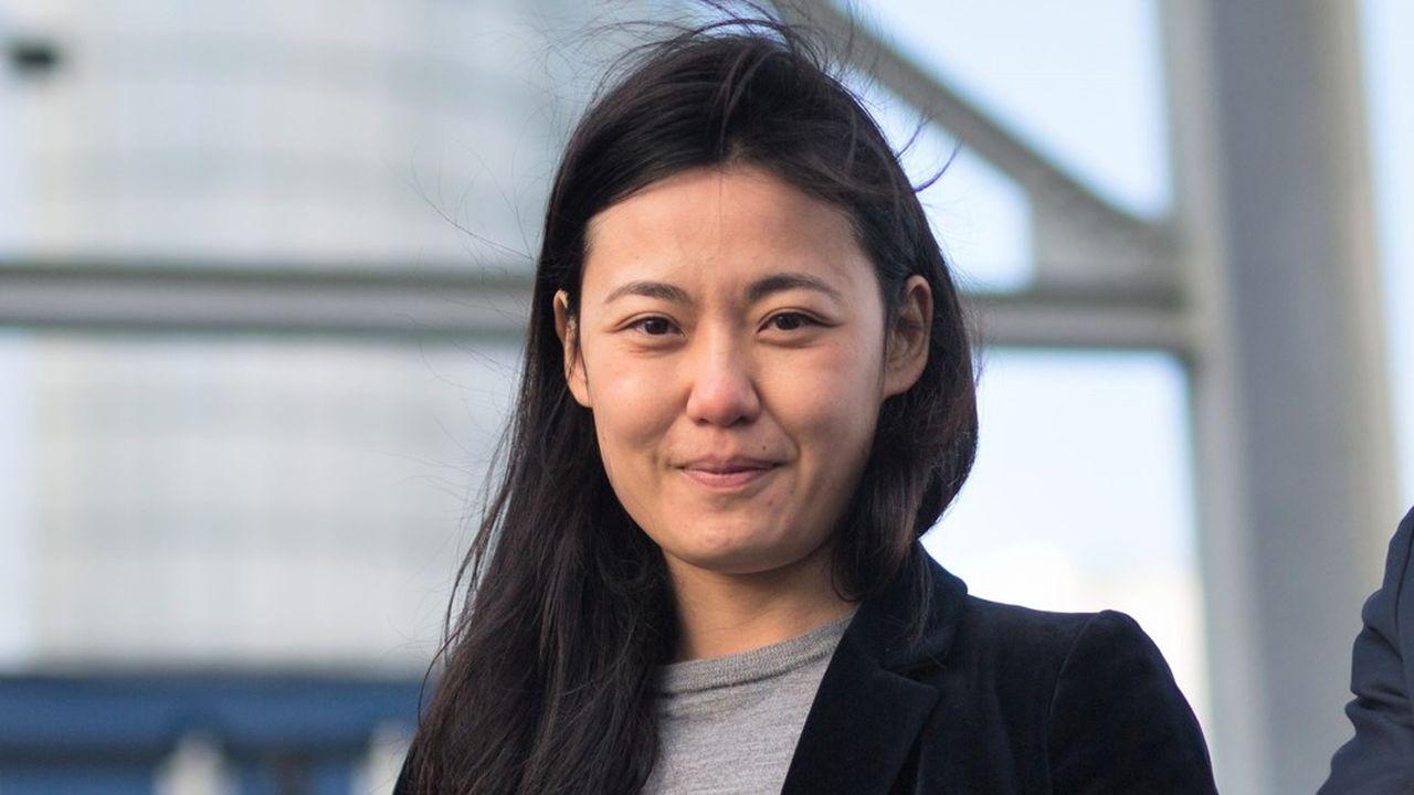 Après être passée par Safran et Mckinsey, Aude Guo a cofondé Innovafeed, une entreprise de culture de protéines d'insectes destinées à nourrir les animaux d'élevage.
