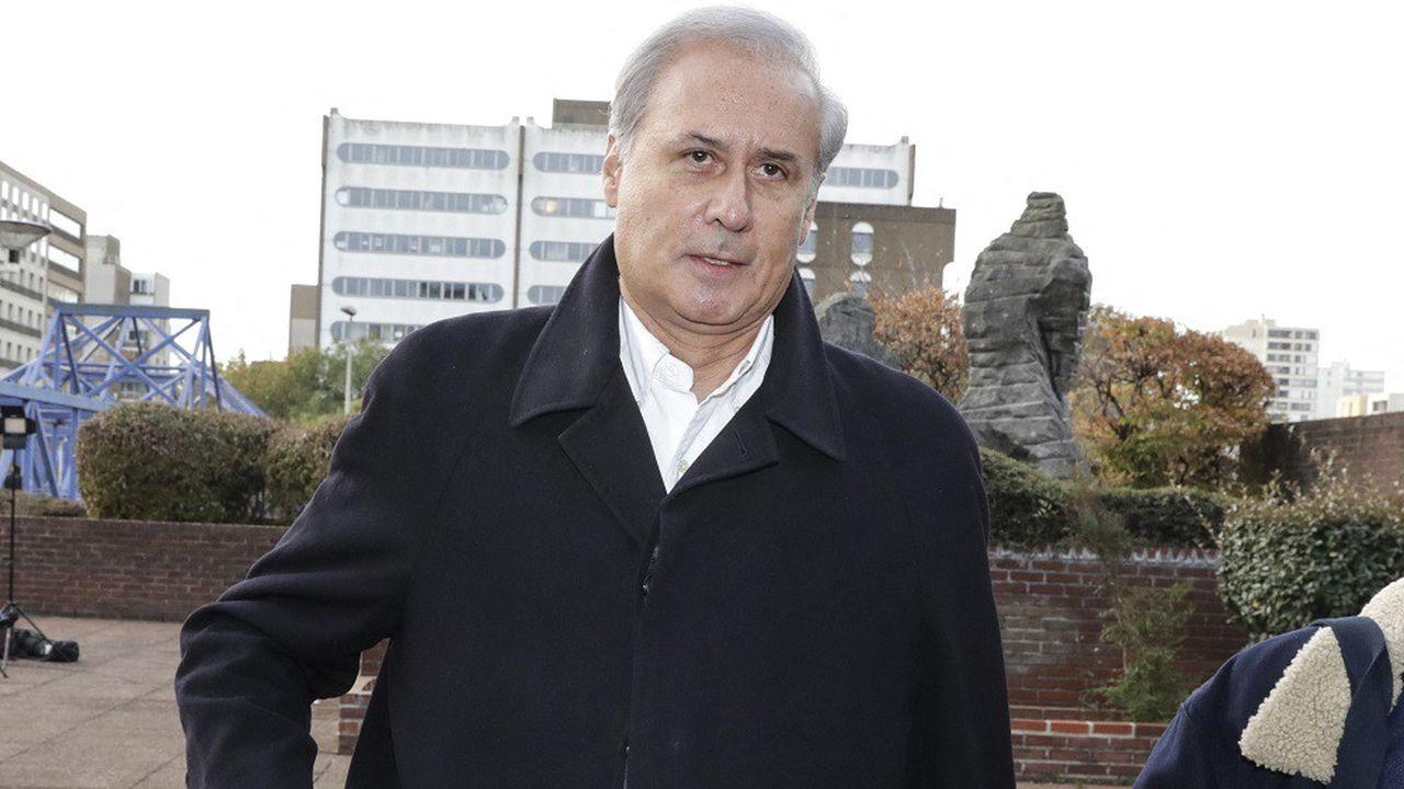 5 ans de prison requis contre Georges Tron