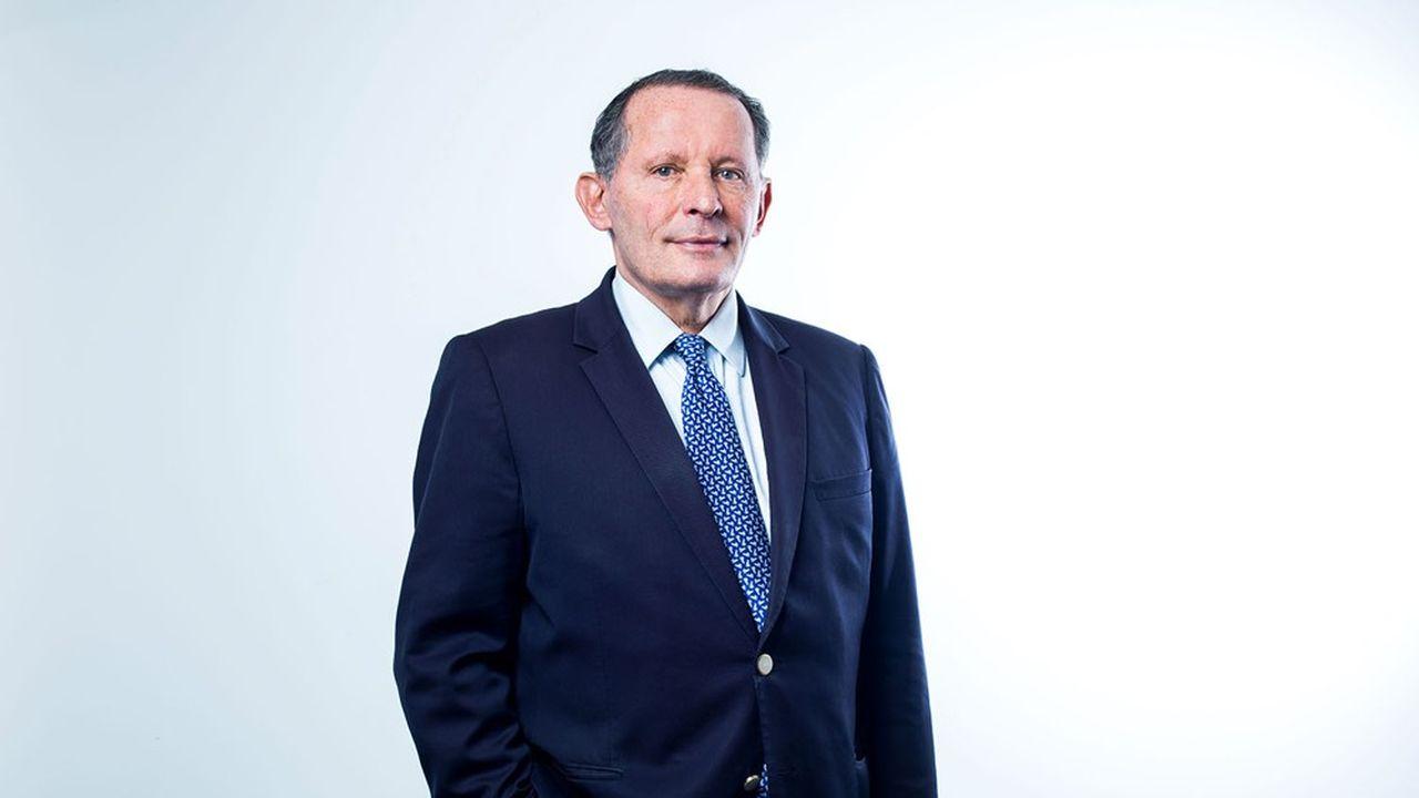 Gérard Bekerman, président de l'Afer.