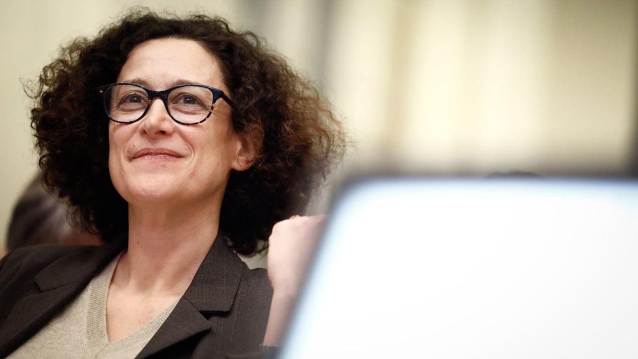 Logement : « Notre ennemi, c'est le carbone, pas le béton » clame Emmanuelle Wargon - Les Échos
