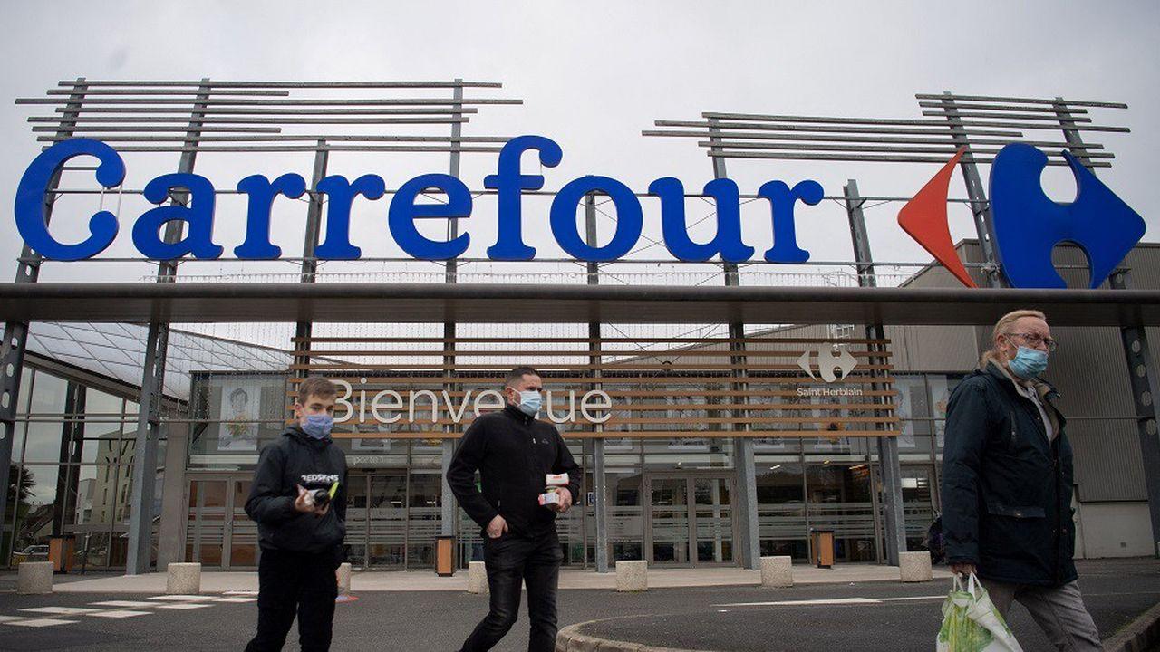 Carrefour annonce une hausse de 16,4% de son Ebitda en 2020.
