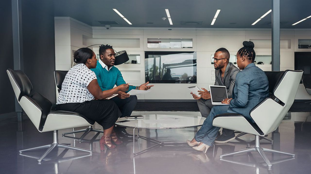 Quatre pays (Nigeria, Egypte, Kenya, Afrique du Sud) attirent80% des financements des start-up du continent africain.
