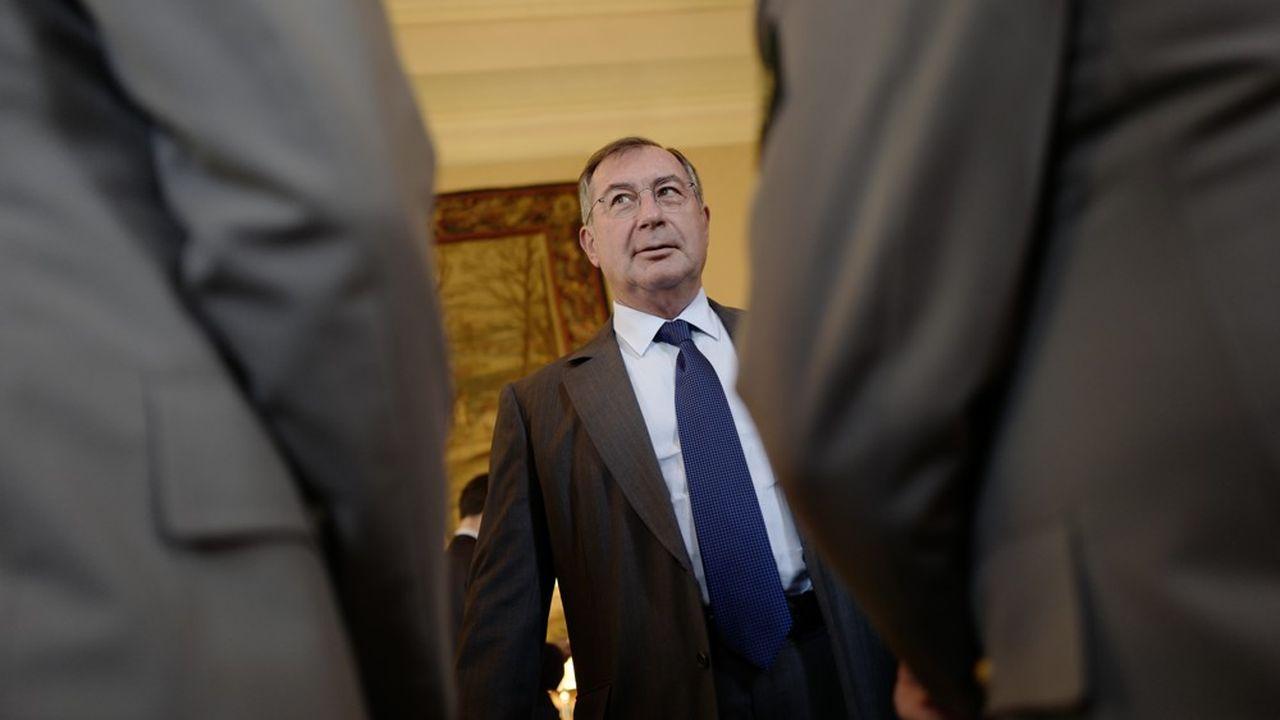 Martin Bouygues quitte ses fonctions de directeur général après 31 ans à la tête du groupe.
