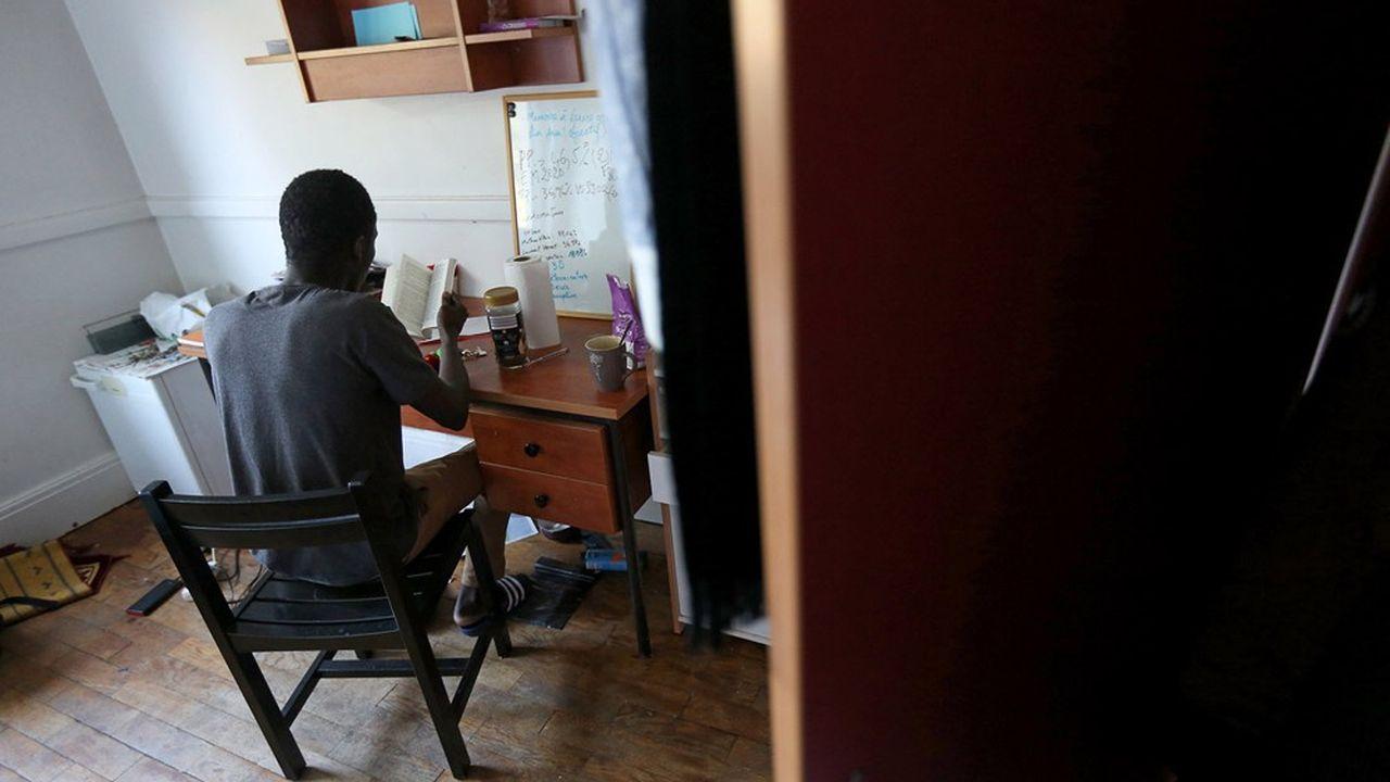 Sur la plateforme Etudes en France, 60% des candidatures proviennent d'Afrique subsaharienne.