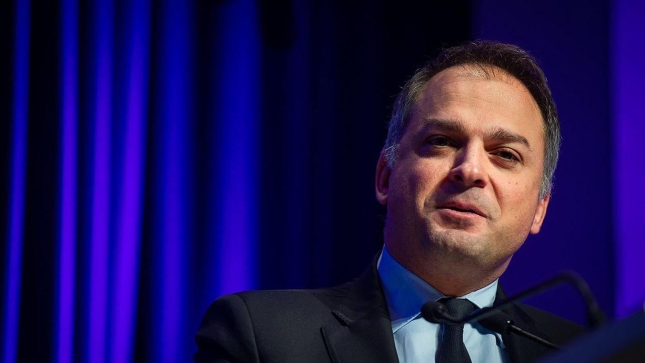 En2020, l'entreprise Atos, réorganisée par son patron Elie Girard, a cumulé plus de 13,3milliards d'euros de prise de commandes.