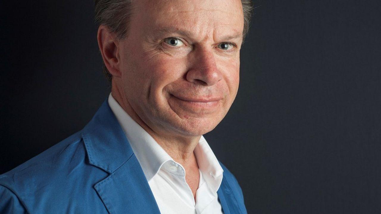 Alain Bouillé est le délégué général du Cesin (Club des experts de la sécurité de l'information et du numérique).