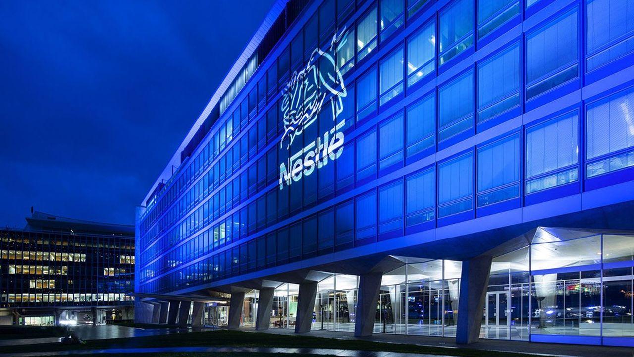 Nestlé promet plus d'opérations de croissance externe que de cessions à l'avenir.