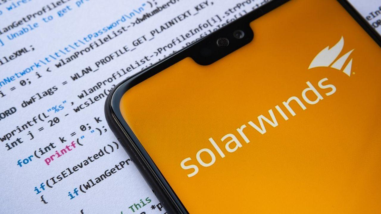 La compromission du logiciel Orion de l'américain SolarWinds est la plus vaste opération de cyberespionnage officiellement recensée à ce jour aux Etats-Unis.