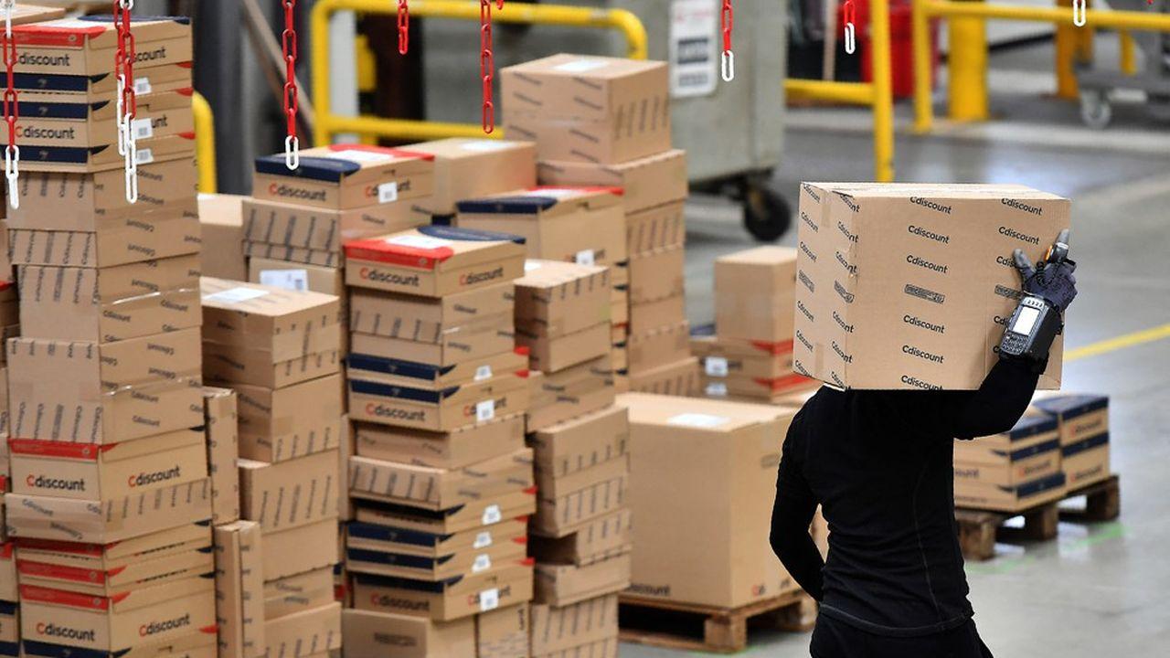 Spécialisé à l'origine dans les articles techniques et électroménagers, Cdiscount a vu, comme d'autres, son mix produit évoluer vers des biens de consommation plus rentables et plus récurrents.