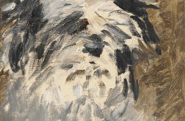 Le portrait du chien Minnay, conservé depuis son origine dans la famille de Marguerite Lathuille, est estimé entre 220 000 280 000 et euros.