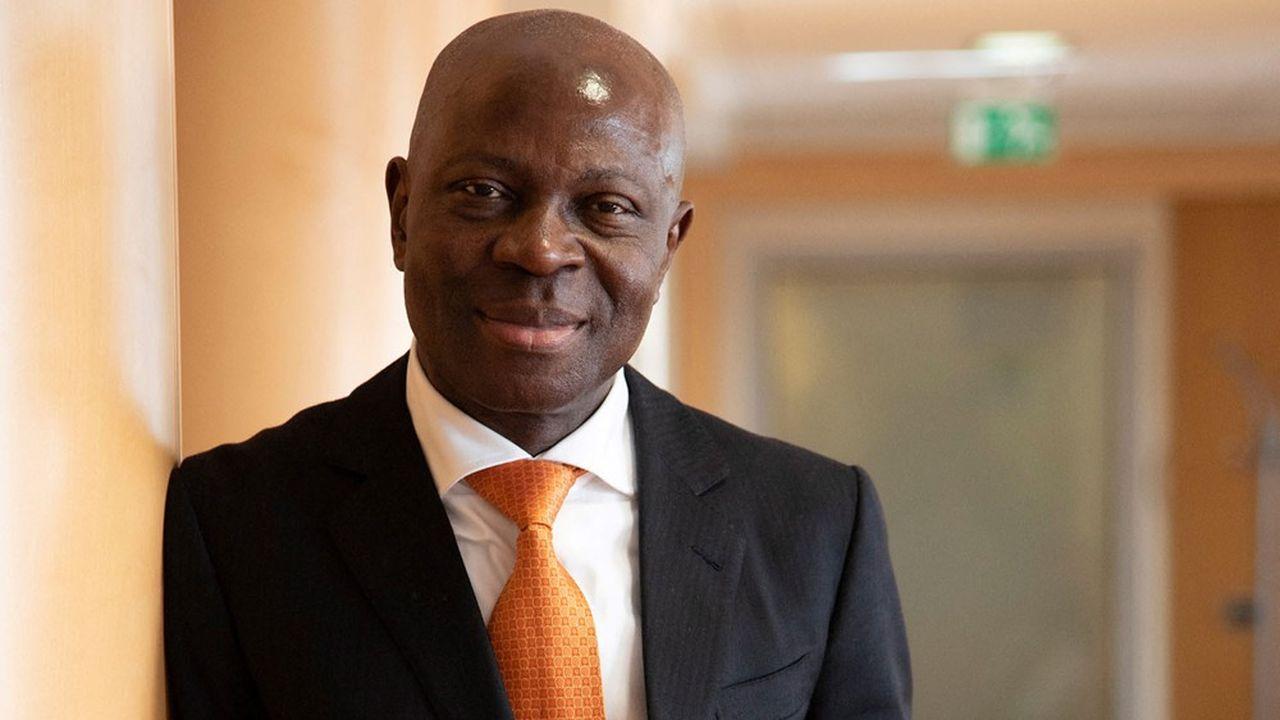 Gilbert Houngbo a été réélu pour quatre ans à la présidence du Fonds international de développement agricole.