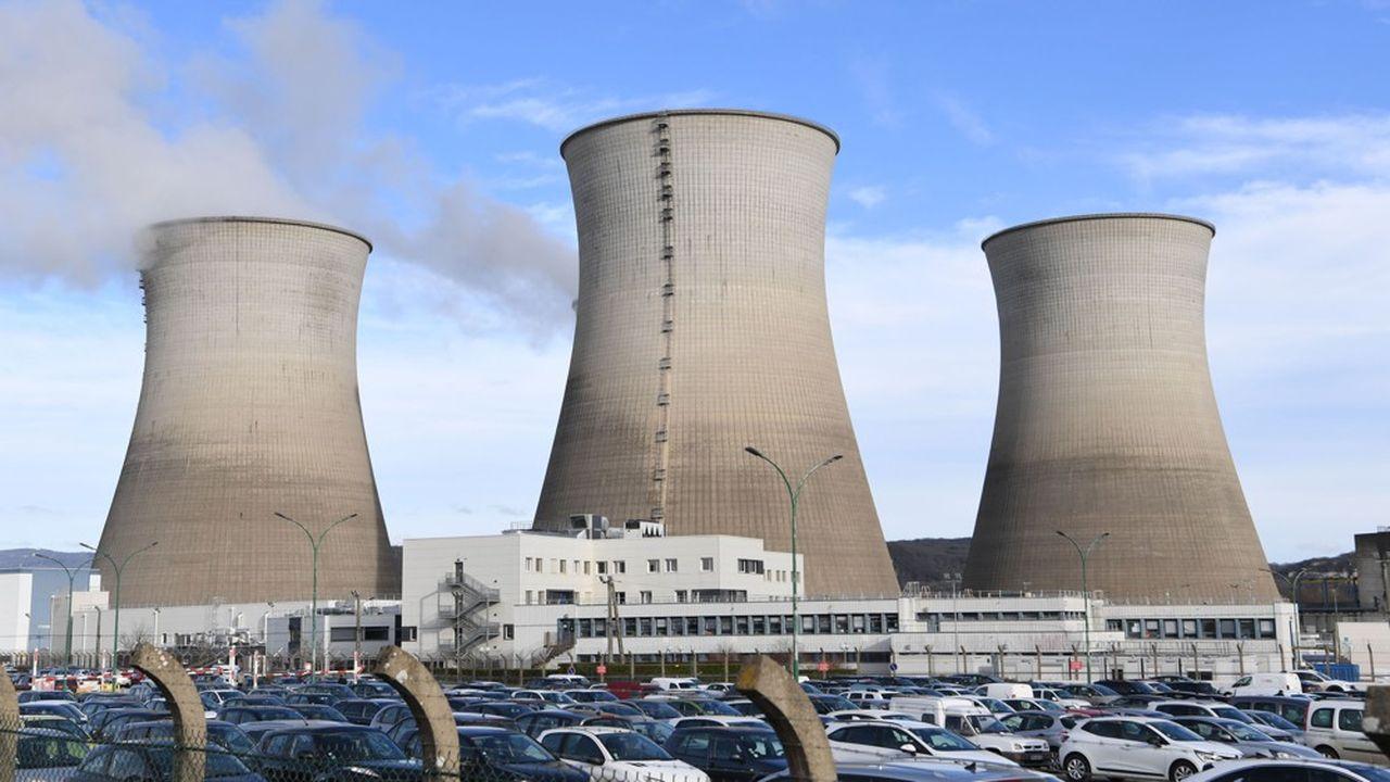 Le coût du «dernier coeur» des réacteurs nucléaires est au coeur d'un litige entre EDF et l'administration fiscale.