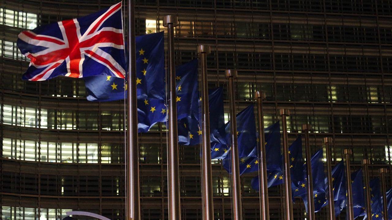 Le Brexit aurait pu rendre nettement plus complexes les échanges de données entre les deux rives de la Manche.